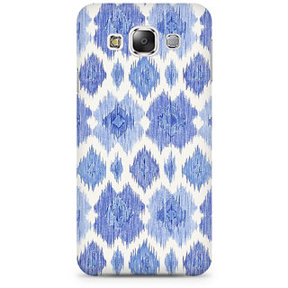 RAYITE Abstract Haze Premium Printed Mobile Back Case Cover For Samsung E5