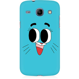 RAYITE Cute Toon Premium Printed Mobile Back Case Cover For Samsung Core I8262
