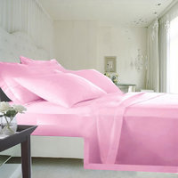 Combo Pack Of 4 Cotton Bombay Mills Plain Top Sheet Cum Bed Sheet
