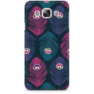 RAYITE Mor Pankh Premium Printed Mobile Back Case Cover For Samsung Grand 2 G7106
