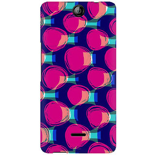 RAYITE Balloon Illusion Premium Printed Mobile Back Case Cover For Micromax Canvas Juice 3 Q392