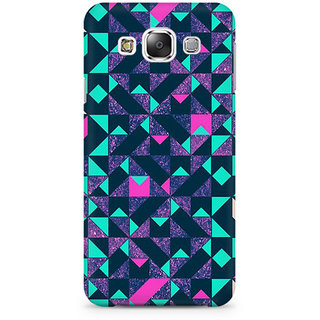 RAYITE Geometric Premium Printed Mobile Back Case Cover For Samsung Grand 2 G7106