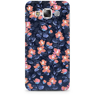 RAYITE Glowing Floral Premium Printed Mobile Back Case Cover For Samsung Grand 3 G7200