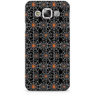 RAYITE Spider Webs Pattern Premium Printed Mobile Back Case Cover For Samsung Grand 3 G7200
