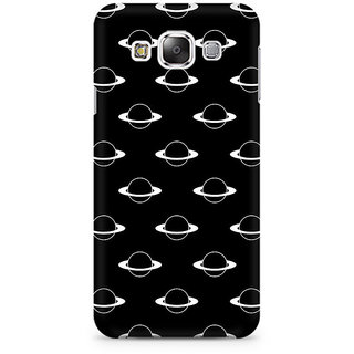 RAYITE Planets Pattern Premium Printed Mobile Back Case Cover For Samsung Grand 3 G7200