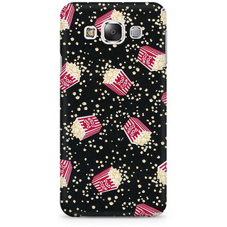 RAYITE Pop Corn Pattern Premium Printed Mobile Back Case Cover For Samsung Grand 3 G7200