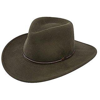 5de34c29877 Buy Stetson Gallatin Crushable Wool Felt Hat- Sage