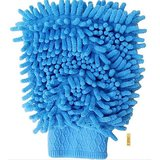 Microfiber Cleaning Glove Dusters, Single Sided