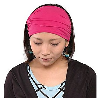 Casualbox mens Head cover Band Bandana Stretch Hair Style Japanese Mix Black 86795cb6cbb