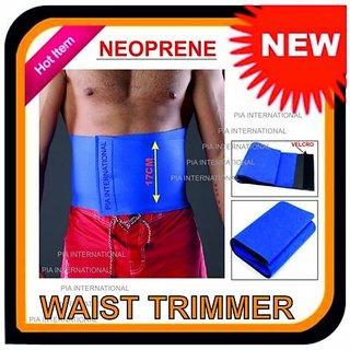 e74ee4f4ab6 Neoprene Slimming Waist Sweat Belt Body Wrap Fat Burner
