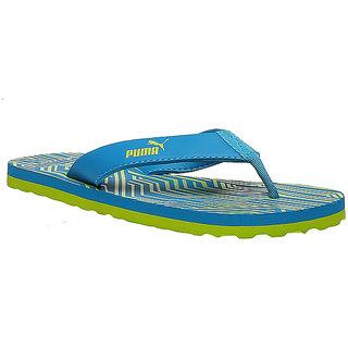 Buy Puma Men Blue Slippers Online - Get 50% Off 5026d0b32