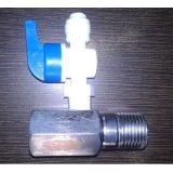 Inlet & Valve For Connection Of Your RO/UV Water Purifiers With Raw Water