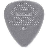 Dunlop 449P.60 Max-Grip Nylon Standard, Light Gray, .60