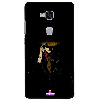 Snooky Designer Print Hard Back Case Cover For Huawei Honor 5X