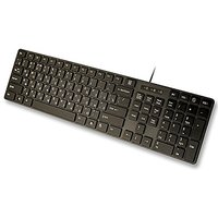 USB Keyboard With Russian English (Cyrillic) Letters/Ch