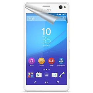 Snooky Ultimate Anti Shock Screen Guard Protector For Sony Xperia C4