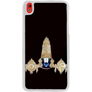 Fuson Designer Phone Back Case Cover HTC Desire 816 ( Lord Venkateswara )