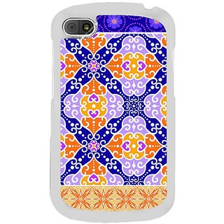 Fuson Designer Phone Back Case Cover Blackberry Q10 ( Intricate And Beautiful )