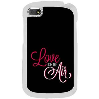 Fuson Designer Phone Back Case Cover Blackberry Q10 ( The Magic Is In The Air )
