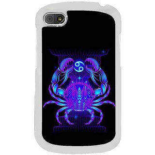 Fuson Designer Phone Back Case Cover Blackberry Q10 ( Draw The Designs )