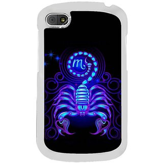 Fuson Designer Phone Back Case Cover Blackberry Q10 ( Blissfully Soothing To See )