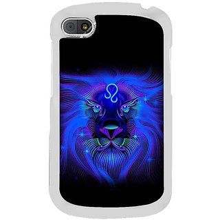 Fuson Designer Phone Back Case Cover Blackberry Q10 ( Terrifying Sight )