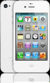 Apple Iphone 4S 16GB (06 Month Bazar Warranty)