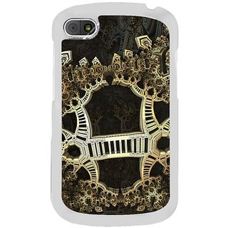 Fuson Designer Phone Back Case Cover Blackberry Q10 ( Intricate Design )