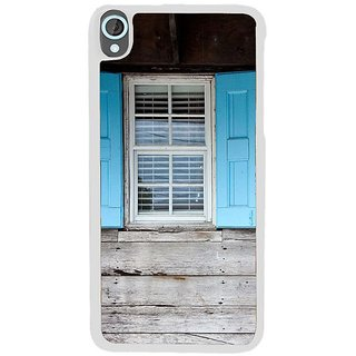 Fuson Designer Phone Back Case Cover HTC Desire 820 ( An Open Window )