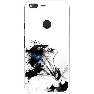 Snooky Designer Print Hard Back Case Cover For Google Pixel XL