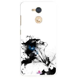 Snooky Designer Print Hard Back Case Cover For Gionee S6 Pro