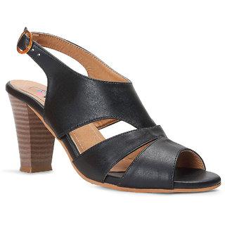 Meriggiare Women's Black Heels: Buy Meriggiare Women's Black Heels ...