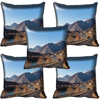meSleep Nature Digital printed Cushion Cover (20x20) - 20CD-63-226-05