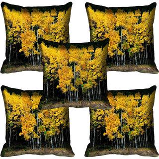 meSleep Nature Digital printed Cushion Cover (20x20) - 20CD-71-094-05