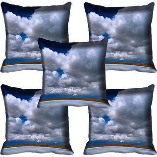 meSleep Nature Digital printed Cushion Cover (20x20) - 20CD-71-095-05