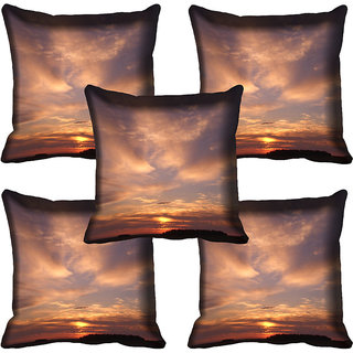 meSleep Nature Digital printed Cushion Cover (20x20) - 20CD-72-070-05