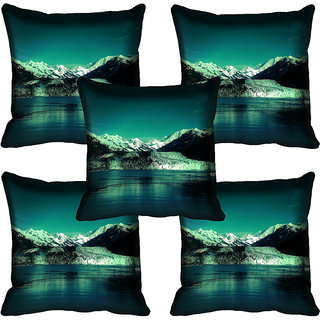 meSleep Nature Digital printed Cushion Cover (20x20) - 20CD-72-072-05