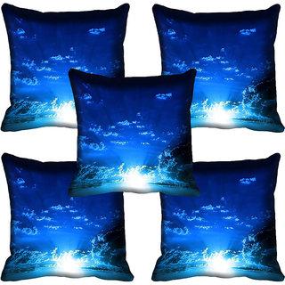 meSleep Nature Digital printed Cushion Cover (20x20) - 20CD-72-107-05