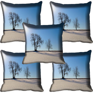 meSleep Nature Digital printed Cushion Cover (20x20) - 20CD-72-115-05