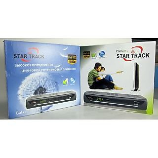 Star track Galaxy+ Full HD Satellite Receiver Full Function lowest price. USB wifi dongle free