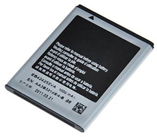 Samsung S3770 Battery 1000 mAh