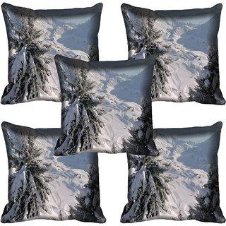 meSleep Nature Digital printed Cushion Cover (20x20) - 20CD-61-252-05