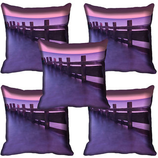 meSleep Nature Digital printed Cushion Cover (20x20) - 20CD-64-280-05