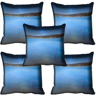 meSleep Nature Digital printed Cushion Cover (20x20) - 20CD-64-300-05