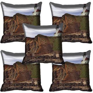 meSleep Nature Digital printed Cushion Cover (20x20) - 20CD-64-302-05