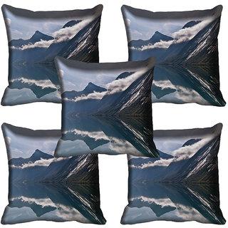 meSleep Nature Digital printed Cushion Cover (20x20) - 20CD-65-336-05