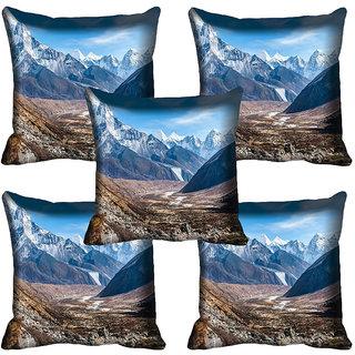meSleep Nature Digital printed Cushion Cover (20x20) - 20CD-65-337-05