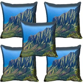 meSleep Nature Digital printed Cushion Cover (20x20) - 20CD-65-356-05