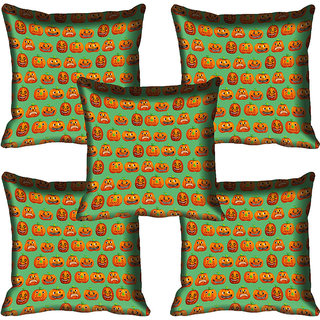 meSleep Funny Face Digital Printed Cushion Cover 20x20 - 20CD-80-072-05
