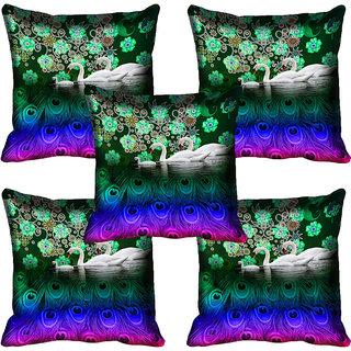 meSleep Nature Digital Printed Cushion Cover 20x20 - 20CD-81-061-05